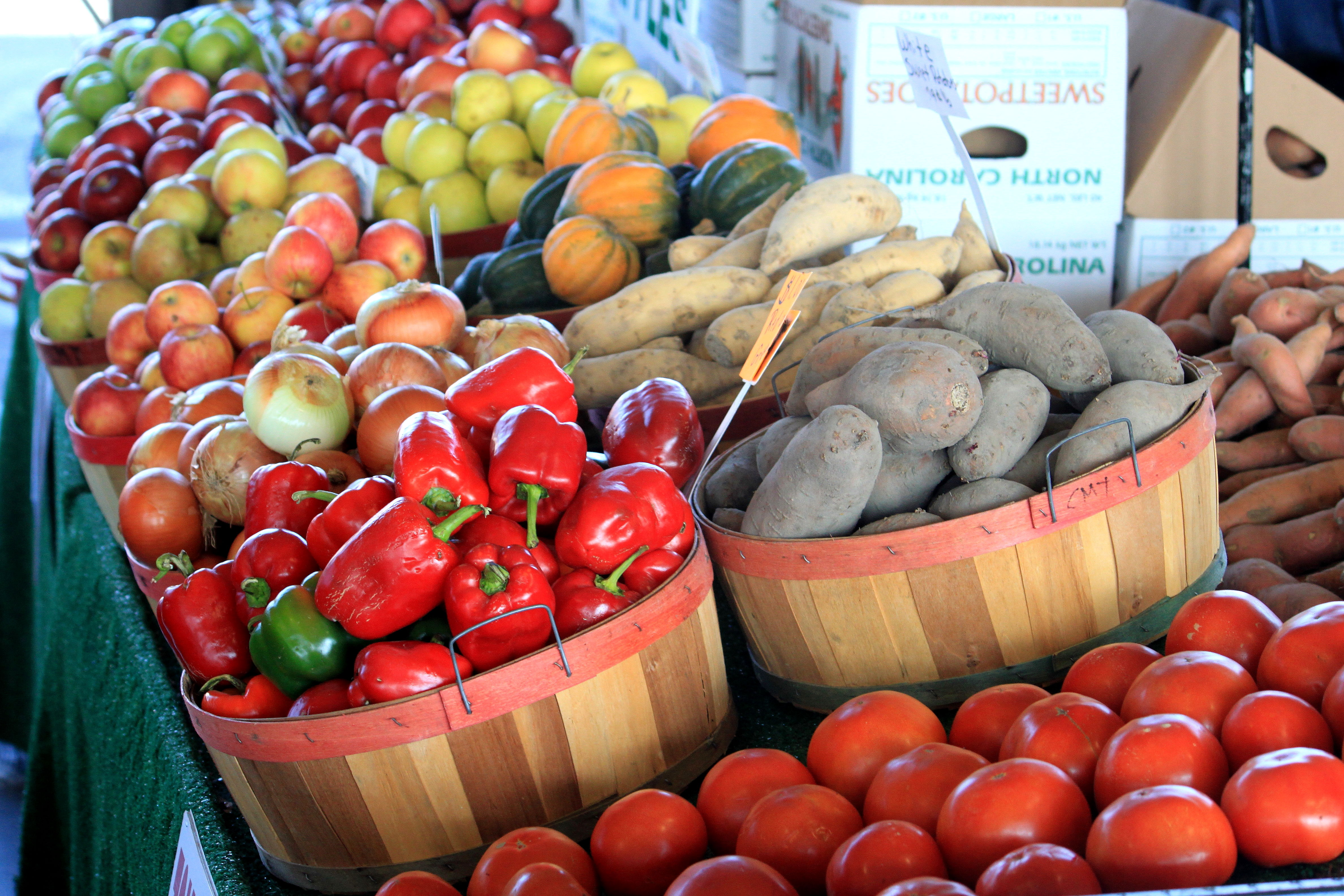 RCE - Raleigh Farmers Market 6